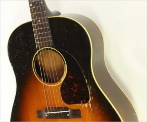 ❌SOLD❌ Gibson J-45 Slope Shoulder Dreadnought, 1949