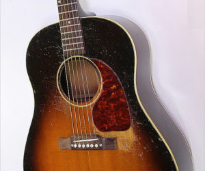 Gibson J-45 Sunburst Steel String Guitar, 1948 (REDUCED)