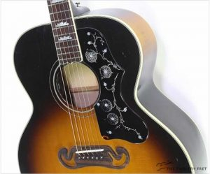 Gibson J200 VS Jumbo Vintage Sunburst, 1993 - The Twelfth Fret