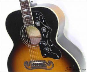 Gibson J200 VS Jumbo Vintage Sunburst, 1993