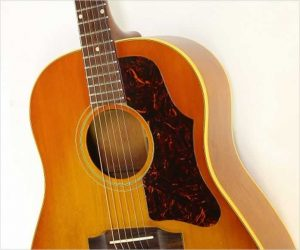 Gibson J45 Slope Shoulder Dreadnought Sunburst, 1963