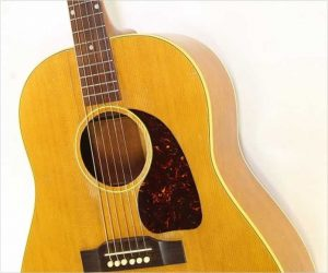 Gibson J50 Slope Shoulder Jumbo Guitar Natural, 1953