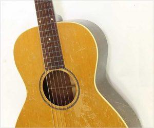 Gibson Kel Kroydon KK1 Steel String Guitar Natural, 1931 - The Twelfth Fret