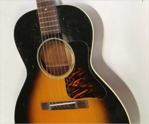 Gibson L-00 Steel String Guitar Sunburst, 1936