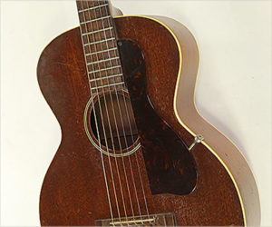 Gibson L-0 Mahogany Steel String Guitar, 1928