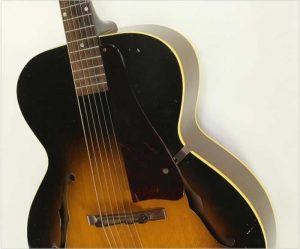 Gibson L-48 Archtop Acoustic Guitar, 1952 - The Twelfth Fret