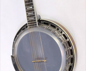 SOLD!  Gibson L-5 6-String Custom Banjo, 1961