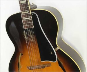 Gibson L-50 Archtop Guitar Sunburst, 1950 - The Twelfth Fret