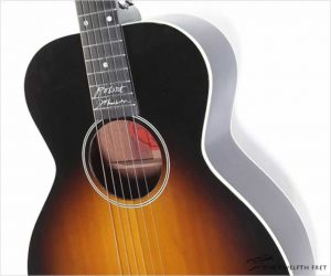 Gibson L1 Robert Johnson Steel String Sunburst, 2005