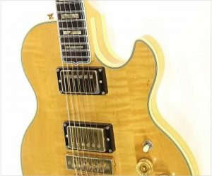 Gibson L5 S Custom Natural Maple, 1979 - The Twelfth Fret
