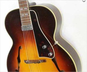 ❌SOLD❌   Gibson L7 Archtop Guitar Sunburst, 1941