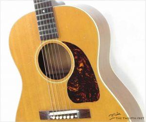 Gibson LG3 Steel String Guitar Natural, 1949