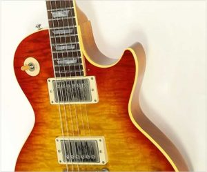 Gibson Les Paul 59 Reissue Custom Shop Sunburst, 2001 - The Twelfth Fret