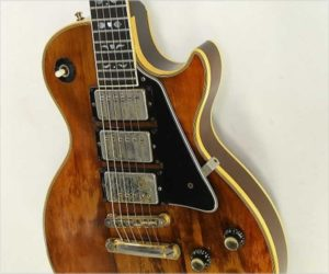 SOLD!  Gibson Les Paul Artisan Guitar, 1977