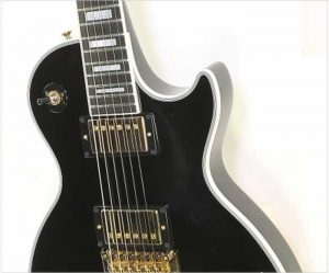 Gibson Les Paul Axcess Custom Ebony, 2015 - The Twelfth Fret