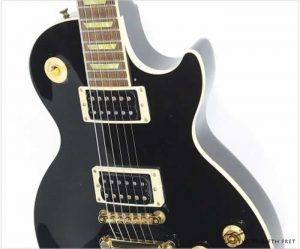 Gibson Les Paul Classic 60s Reissue Ebony, 2002 - The Twelfth Fret