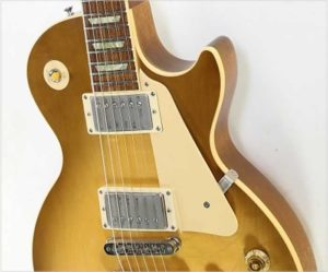 Gibson Les Paul Classic 60's Reissue Honey Burst, 2005 - The Twelfth Fret