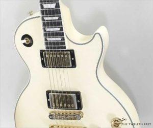Gibson Les Paul Classic Custom White, 2007