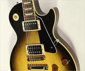 Gibson Les Paul Classic Vintage Sunburst, 2008 - The Twelfth Fret