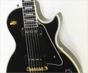 Gibson Les Paul Custom 1954 VOS Reissue Black, 1992 - The Twelfth Fret