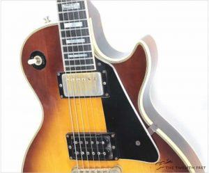 Gibson Les Paul Custom 20th Anniversary Sunburst, 1974 - The Twelfth Fret