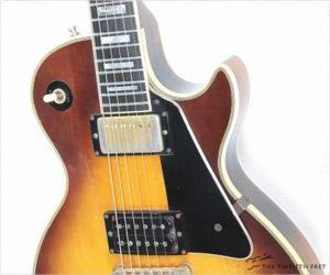 ❌SOLD❌ Gibson Les Paul Custom 20th Anniversary Sunburst, 1974