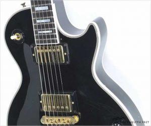 Gibson Les Paul Custom Gloss Black, 2002