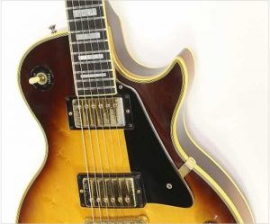 Gibson Les Paul Custom Sunburst, 1979 - The Twelfth Fret