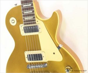 Gibson Les Paul Deluxe GoldTop, 1970 - The Twelfth Fret