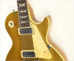 Gibson Les Paul Deluxe Goldtop, 1969 - The Twelfth Fret