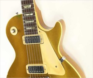 ❌SOLD❌  Gibson Les Paul Deluxe Goldtop, 1969