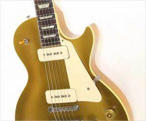 Gibson Les Paul Gold Top, 1953 - The Twelfth Fret
