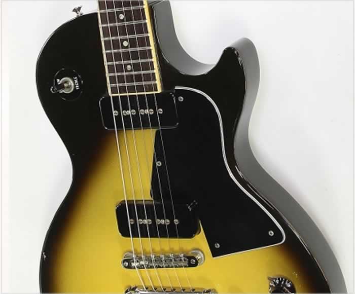 Gibson Les Paul Junior Special P-90 Sunburst, 1991 - The Twelfth Fret