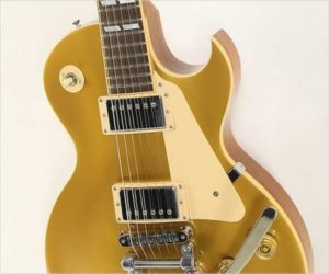 ❌SOLD❌  Gibson Les Paul LP-295 Goldtop 0108 of 1000, 2008