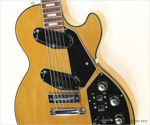 Gibson Les Paul Recording Model Natural, 1972 - The Twelfth Fret