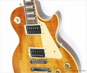 Gibson Les Paul Standard Amber Burst, 2005