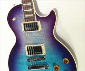 Gibson Les Paul Standard Blueberry Burst, 2019