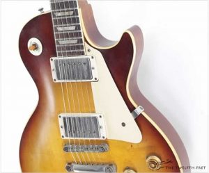 Gibson Les Paul Standard Sunburst, 1959 - The Twelfth Fret- The Twelfth Fret