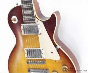 Gibson Les Paul Standard Sunburst, 1959