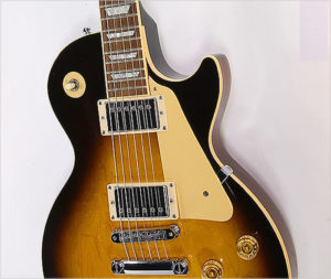 Gibson Les Paul Standard Tobacco Sunburst, 2000 - The Twelfth Fret