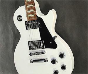 Gibson Les Paul Studio Arctic White, 2013 - The Twelfth Fret
