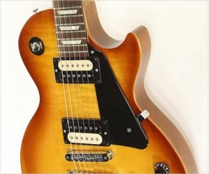 Gibson Les Paul Studio Deluxe II Honeyburst, 2013 - The Twelfth Fret