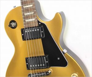 ❌SOLD❌ Gibson Les Paul Studio Joe Bonamassa Signature Gold Top, 2011