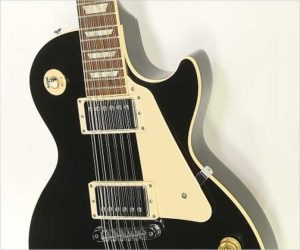 Gibson Les Paul Traditional 12 String Model Ebony, 2012