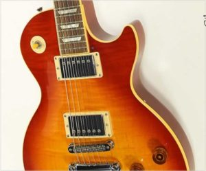 Gibson Les Paul Traditional Heritage Cherry Sunburst, 2009 - The Twelfth Fret