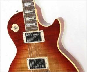 Gibson Les Paul Standard Plus Top Heritage Cherry Burst, 2007 - The Twelfth Fret