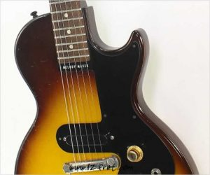 Gibson Melody Maker Single Cutaway Sunburst, 1960