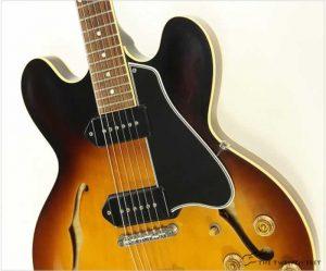 Gibson Memphis ES330 VOS Sunburst, 2013 - The Twelfth Fret