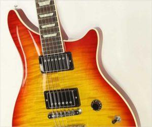 Gibson Modern Double Cut Standard Heritage Cherry Burst, 2018