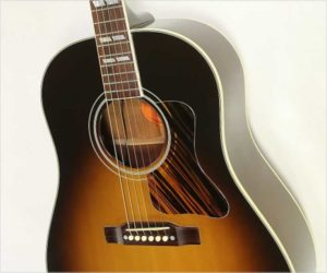 ❌SOLD❌  Gibson Northern Jumbo Slope Shoulder Dreadnought Sunburst, 2007